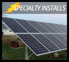 Specialty Electrical Install Services